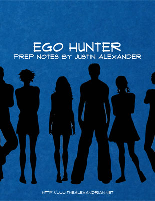 Eclipse Phase: Ego Hunter - Prep Notes