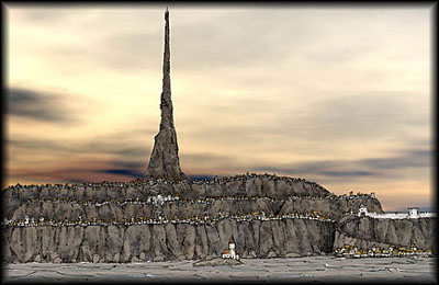 Ptolus - Cityscape