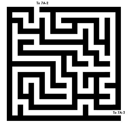Maze 7A-B - The Hunting Grounds