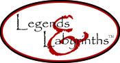 Legends & Labyrinths Logo