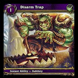 Disabling Traps - Scourgewar