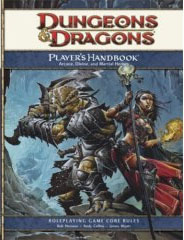 4th Edition - Player's Handbook