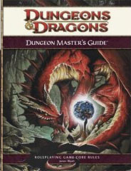 4th Edition - Dungeon Master's Guide