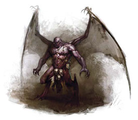 Gadacro - Monster Manual V