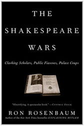 The Shakespeare Wars - Ron Rosenbaum