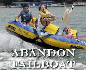 Abandon Failboat