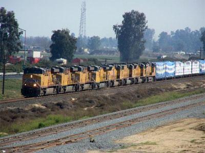 Railroad Engines