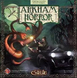 Arkham Horror - Fantasy Flight Games