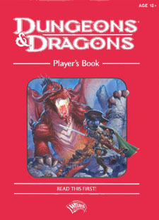 Dungeons & Dragons Starter Set - Player's Book