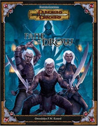 Fane of the Drow