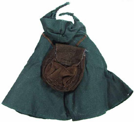 Cloak and Backpack