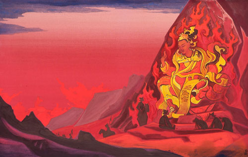 Command of Rigden Djapo - Roerich