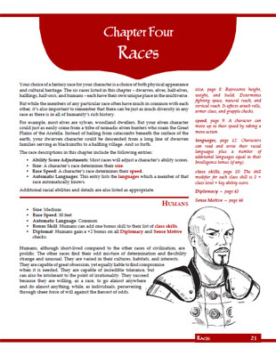 Legends & Labyrinths - Race Preview