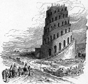 Tower of Babel - Charles Foster, 1897