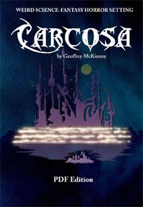 Carcosa - Geoffrey McKinney
