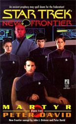 Star Trek: New Frontier - Martyr
