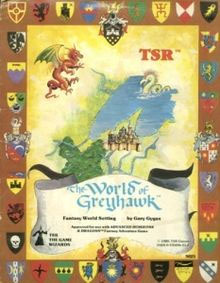 World of Greyhawk (1980)