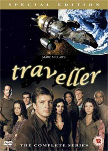 Firefly as Marc Miller's Traveller