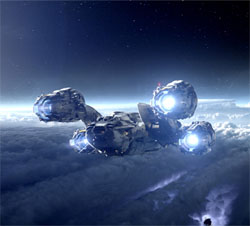 Prometheus - Ship