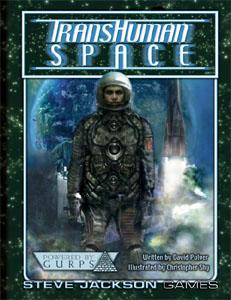 Transhuman Space - Steve Jackson Games