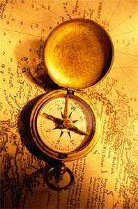 Hexcrawl - Compass