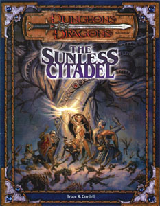 The Sunless Citadel - Bruce Cordell