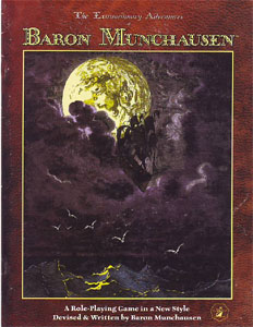 The Extraordinary Adventures of Baron Munchausen - Hogshead Publishing