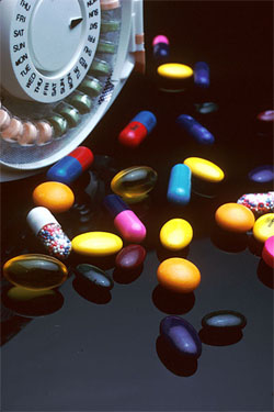 Prescription Drugs - Photography by J. Troha