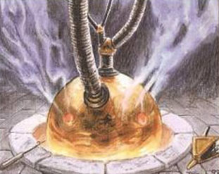 Magic the Gathering - Urza's Power Plant