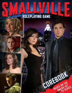 Smallville Roleplaying Game - Margaret Weis Productions