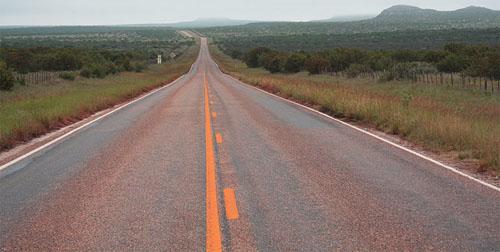 Texas State Highway 222 - Leaflet (CC License at Link)