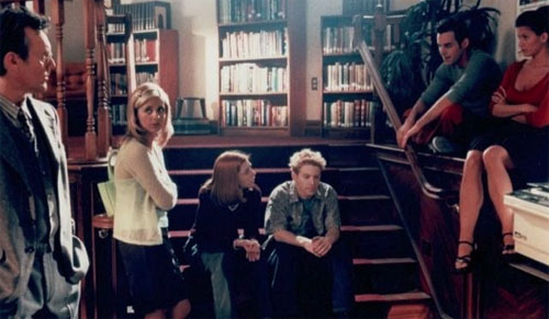 Buffy the Vampire Slayer - In the Library