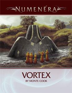 Numenera: Vortex - Monte Cook