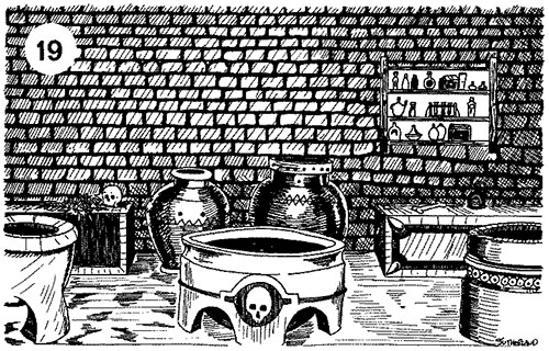 Tomb of Horrors - Illustration 19