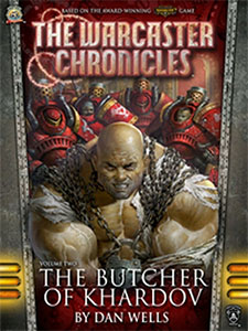 The Butcher of Khardov - Dan Wells
