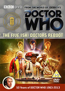 The Five(ish) Doctors Reboot