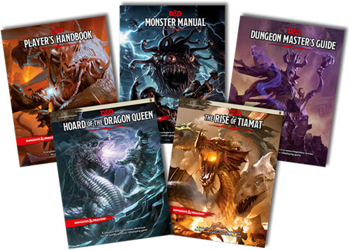 Dungeons & Dragons - 5th Edition