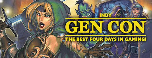 Gencon 2014 - The Best Four Days in Gaming
