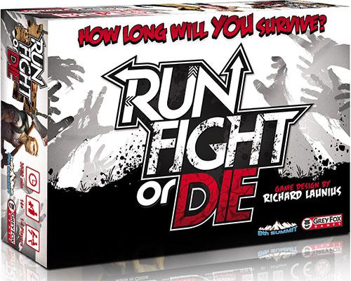 Run, Fight, or Die - Richard Launius