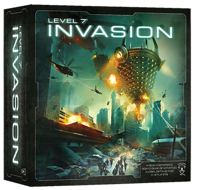 Level 7: Invasion - Privateer Press