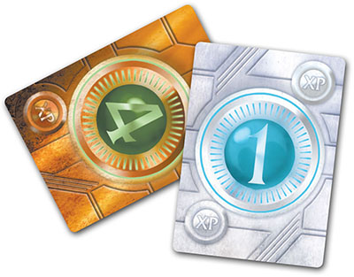 Numenera XP Cards - Monte Cook Games