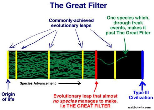 The Great Filter - waitbuywhy.com
