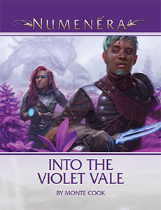 Numenera: Into the Violet Vale - Monte Cook