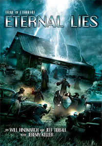 Trail of Cthulhu: Eternal Lies - Will Hindmarch, Jeff Tidball, and Jeremy Keller