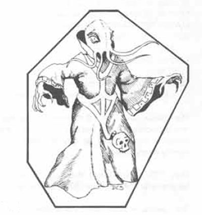Mind Flayer - Monster Manual (1977)