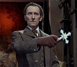 Van Helsing - Peter Cushing