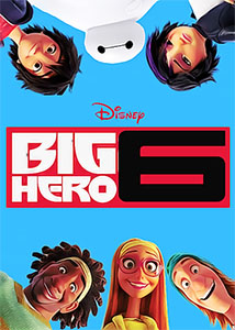 Big Hero 6 - Disney