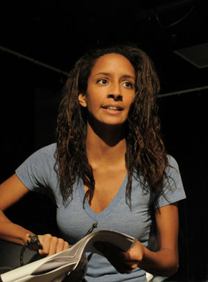 Elizabeth Grullon in The Complete Readings of William Shakespeare - American Shakespeare Repertory