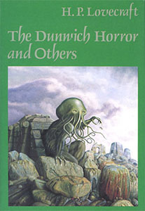 The Dunwich Horror and Others - H.P. Lovecraft (Arkham House)