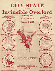 City State of the Invincible Overlord